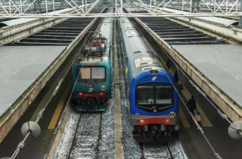 Trenitalia, Frecce sold out e boom di partenze (Getty Images)