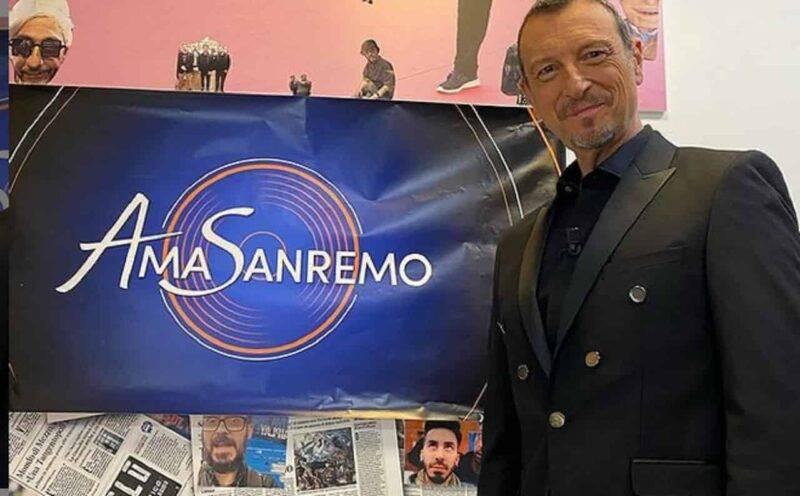 Sanremo 2021, un Festival all'insegna della prevenzione anti-Covid (Instagram)