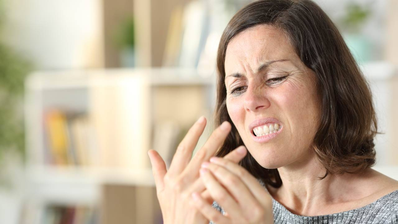 artrite sintomi