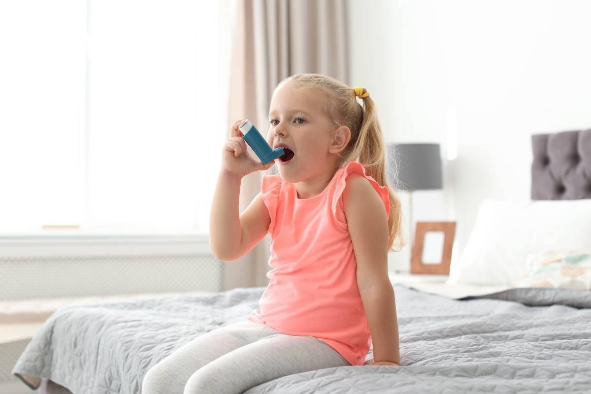 asma bronchiale bambini cosa è
