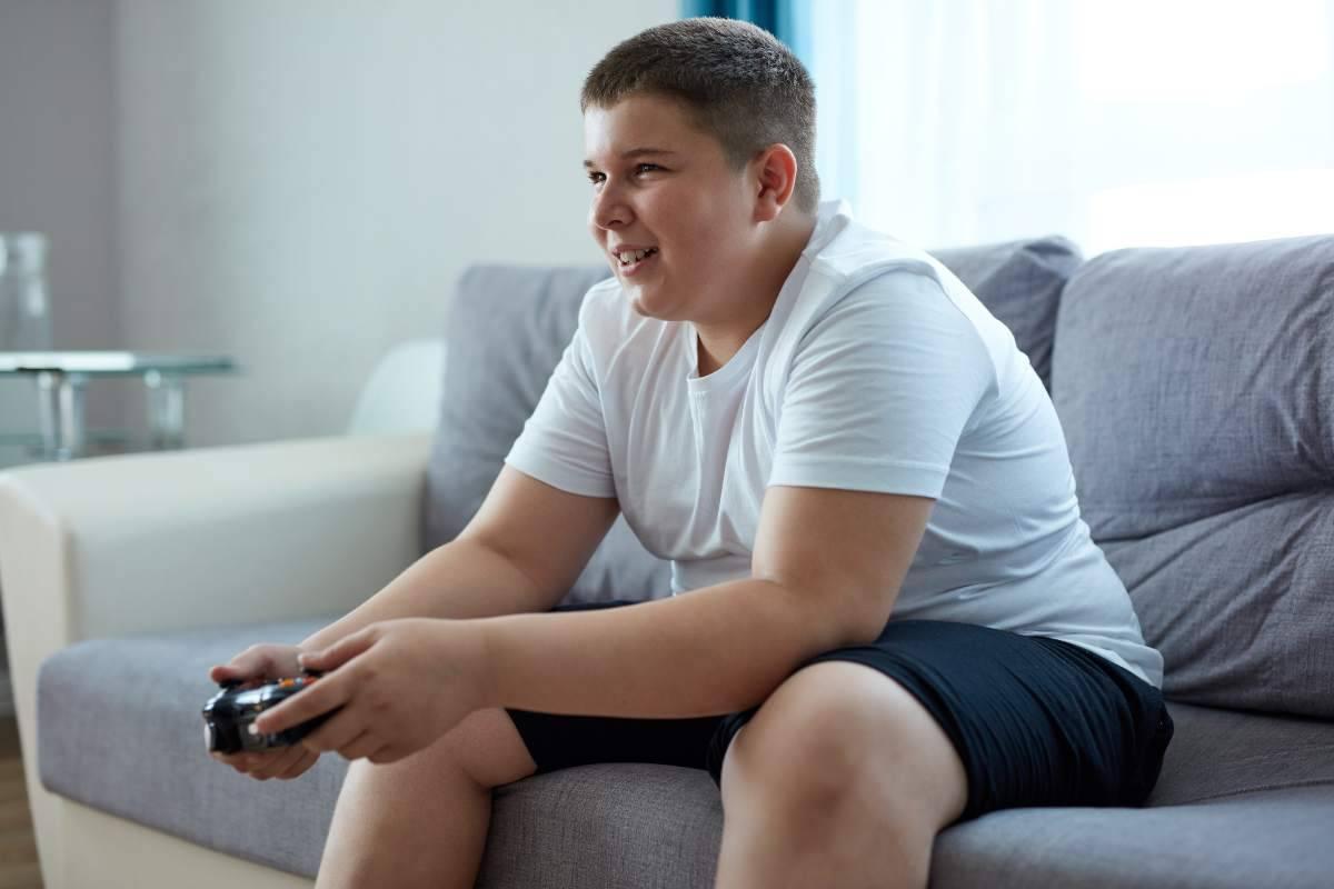 obesità infantile e salute