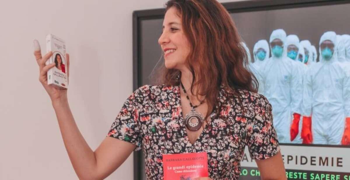 Barbara Gallavotti parla della nebbia cognitiva