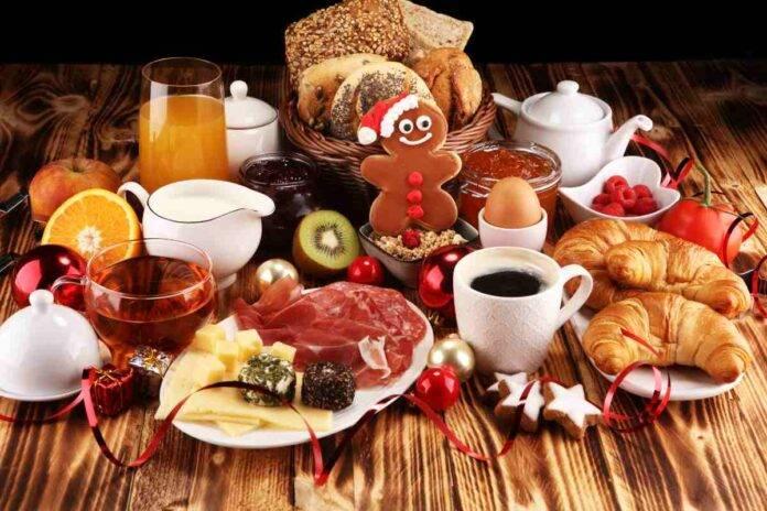 dieta bilanciata per le feste