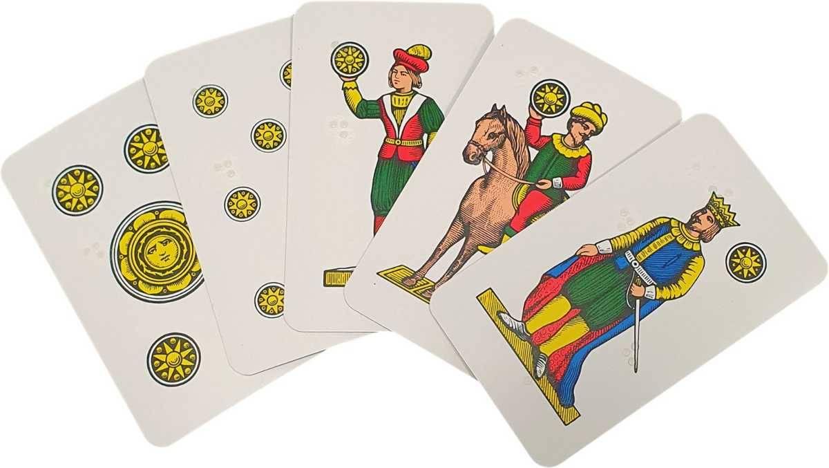 Il celebre gioco del Saltacavallo ha diverse varianti