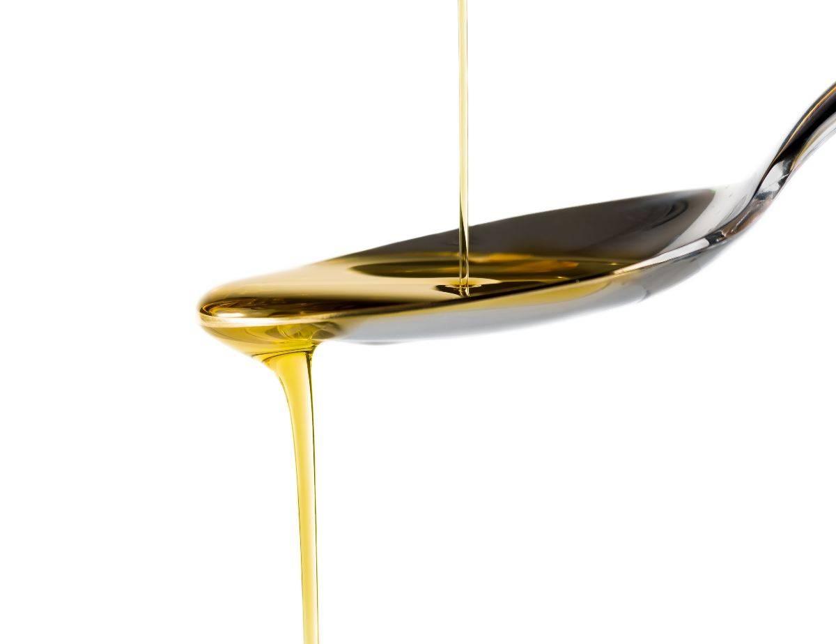 cucchiaio olio