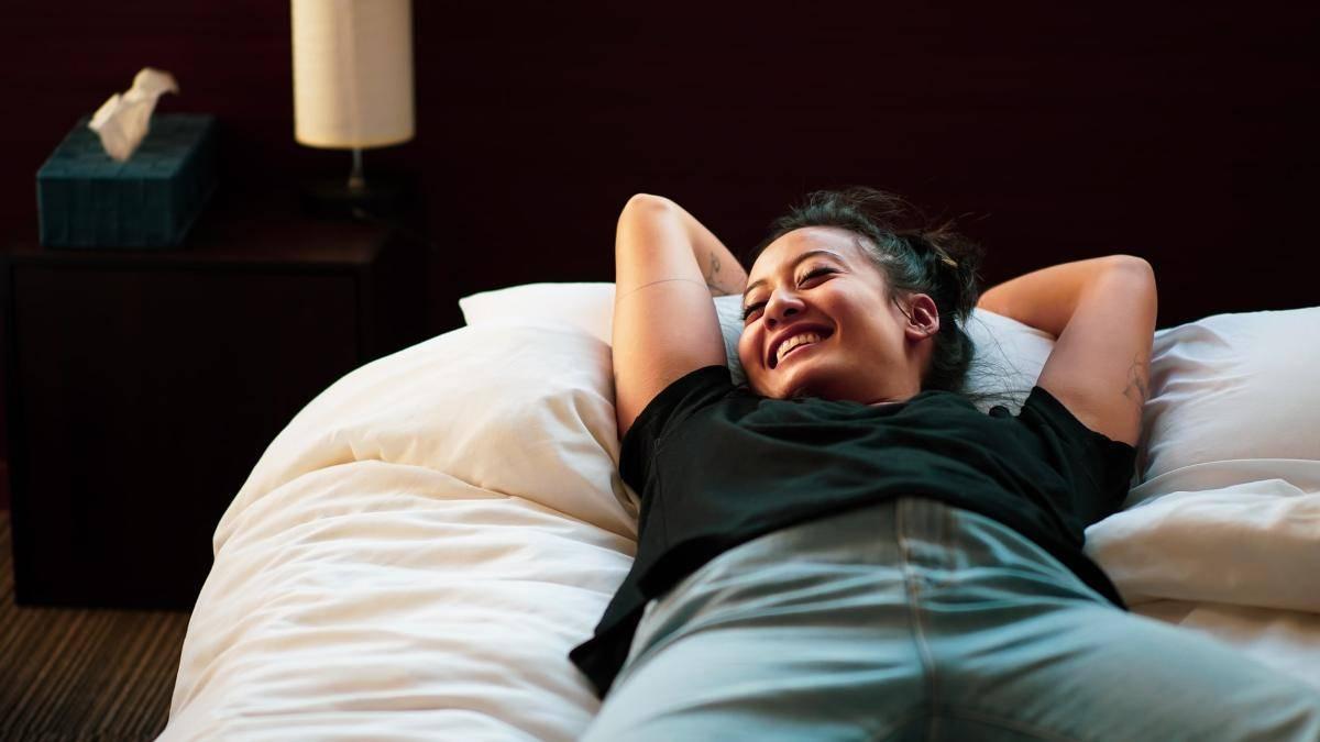 ridere dopo rapporti intimi