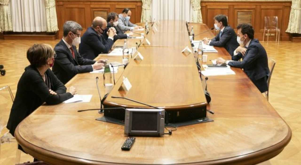 governo discute