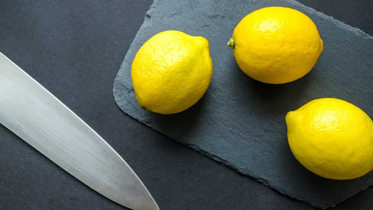 limone dimagrire