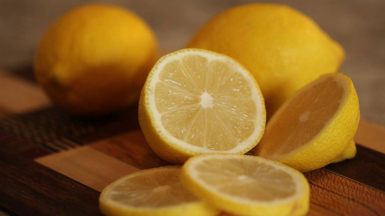 menù limone