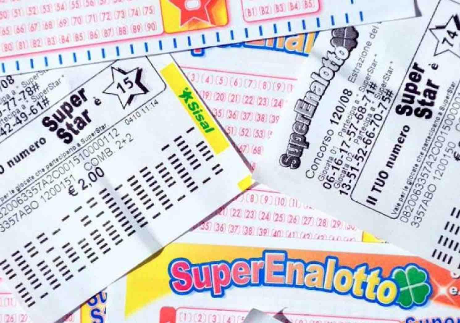 numeri da giocare lotto million