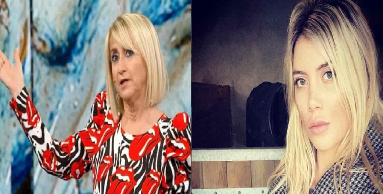Wanda Nara e Luciana Littizzetto: la battuta di troppo finisce in tribunale