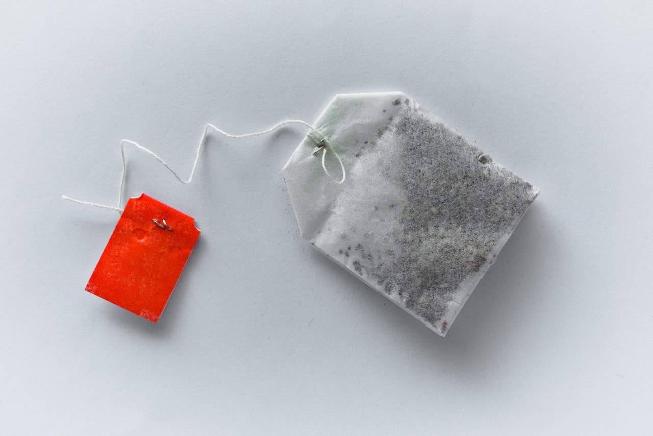 bustina da tè
