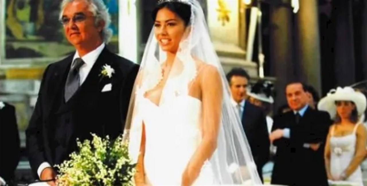 matrimonio briatore gregoraci