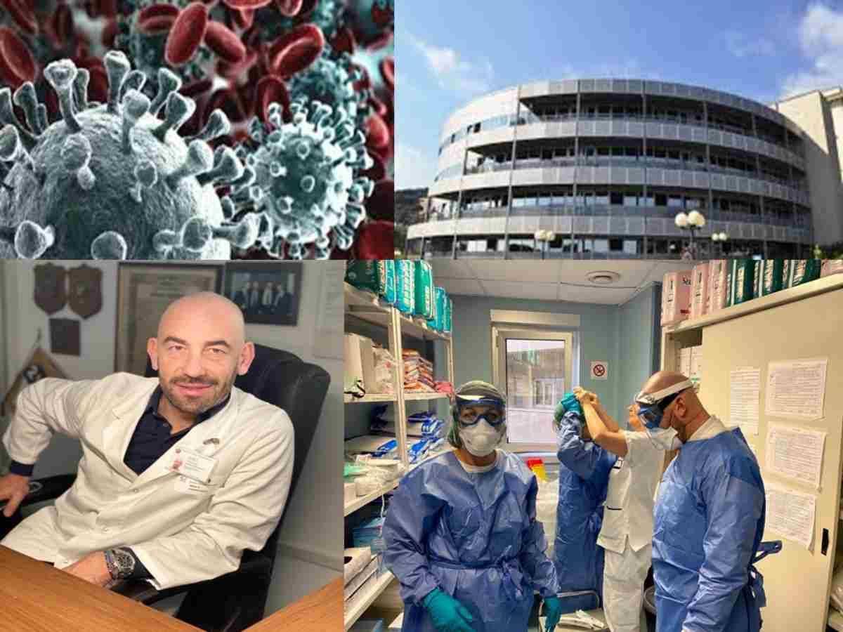 Matteo Bassetti favorevole al vaccino Covid