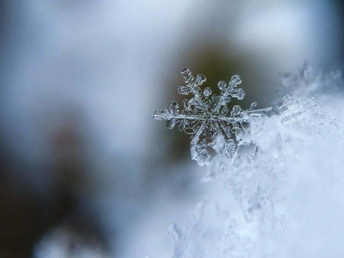 ghiaccio di neve