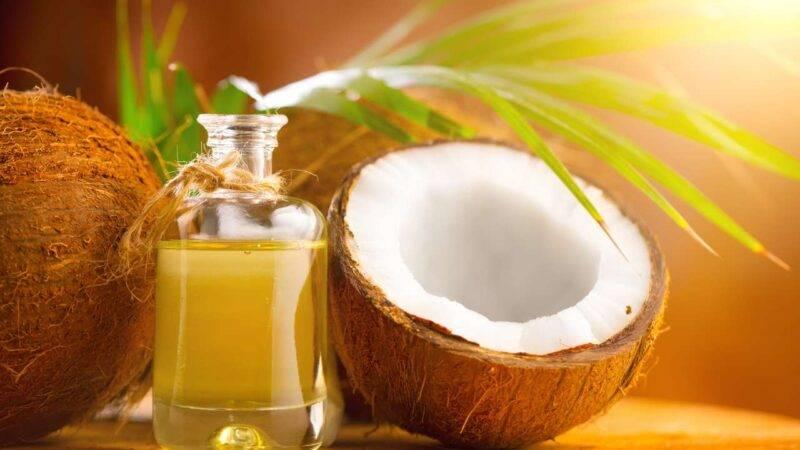 olio di cocco rimedio naturale pidocchi