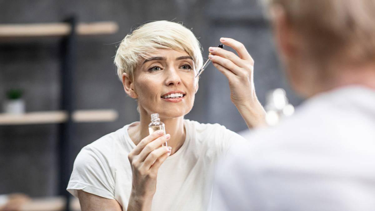 Come preparare un olio antirughe per viso e collo