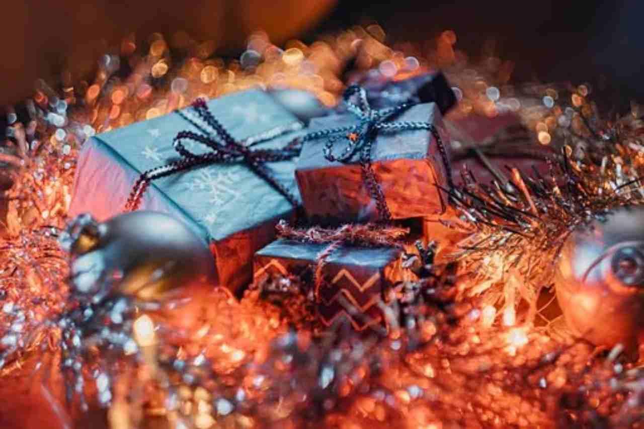 pacchi di regalo