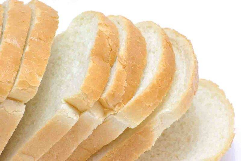 pane bianco industriale