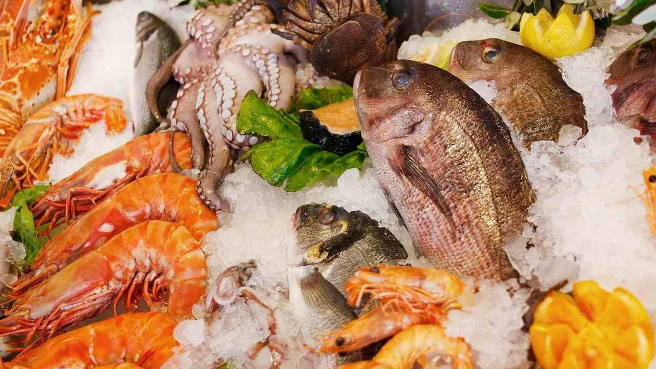 odore del pesce