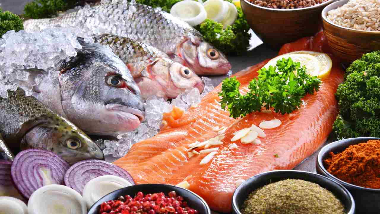 sostituire pesce