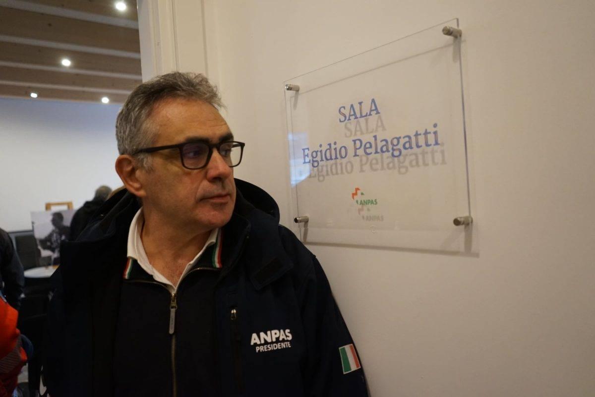 Fabrizio Pregliasco farà il vaccino Covid in diretta tv