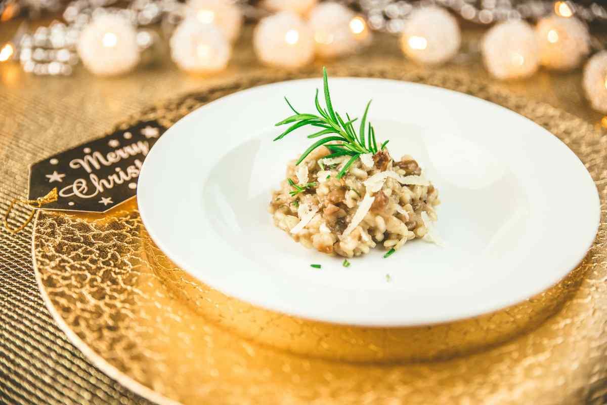 pranzo di natale le migliori ricette per il risotto