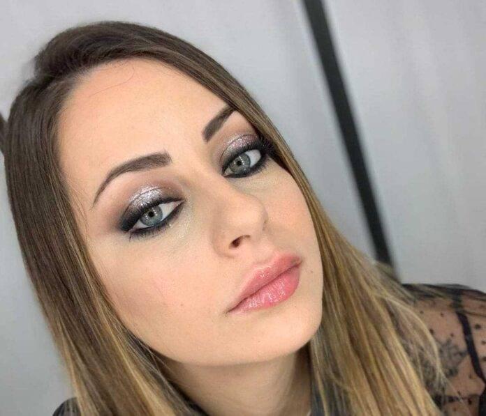 makeup facile soft smoky eye