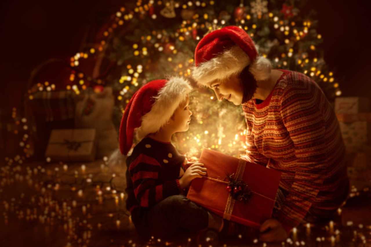 spiegare ai figli che Babbo Natale non esiste