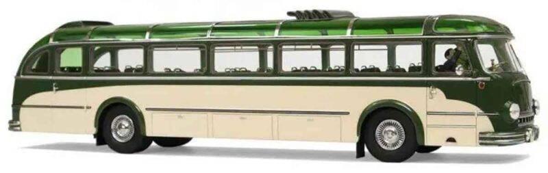 test bus