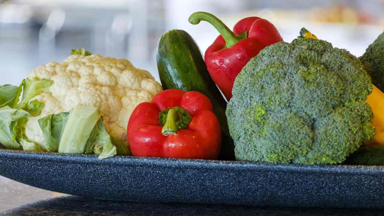sostituire verdure carboidrati