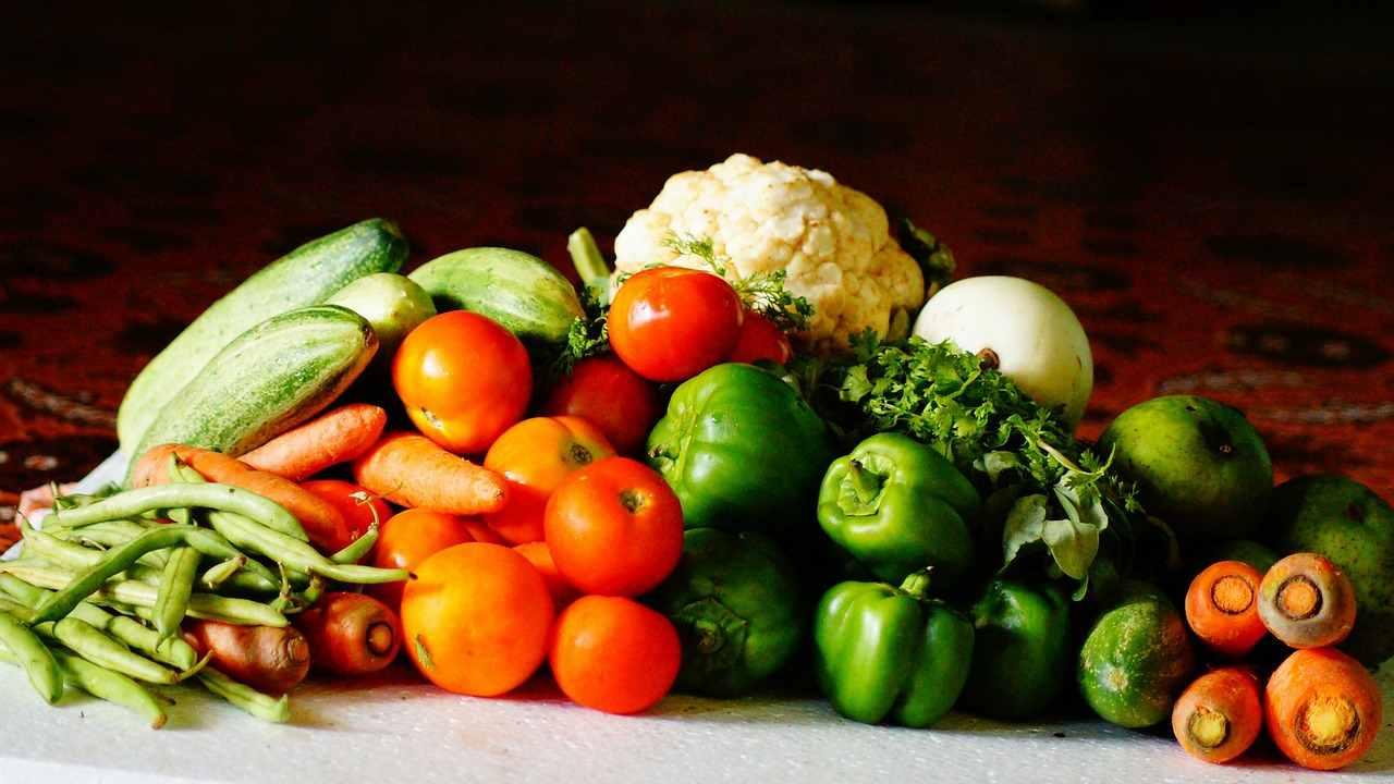 sostituire carboidrati verdure