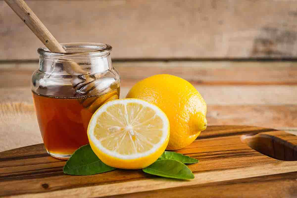 tisana miele limone benefici