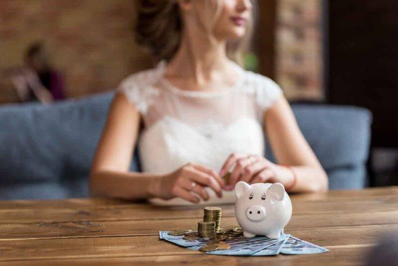 soldi necessari per matrimonio