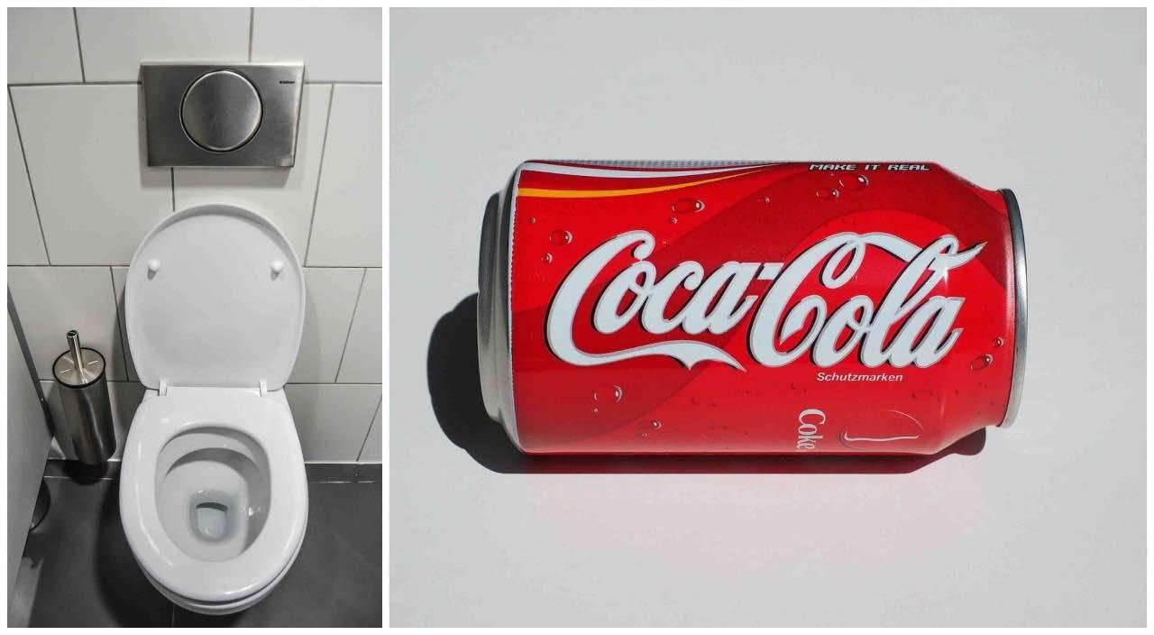 wc coca cola