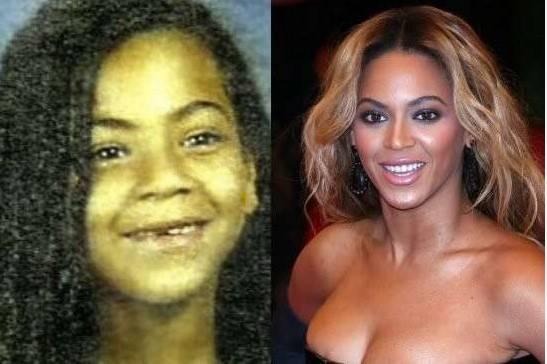 Beyoncé da giovane