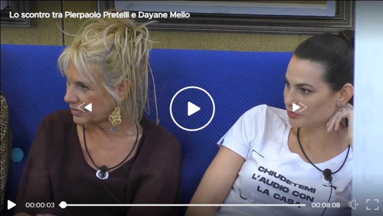 Maria Teresa Ruta e Dayane Mello