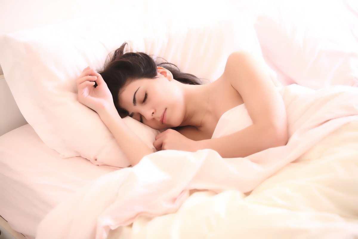 dimagrire dormendo