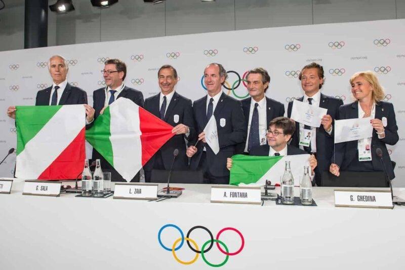 Giochi Olimpici, Decreto Cio salva il Coni (Getty Images)