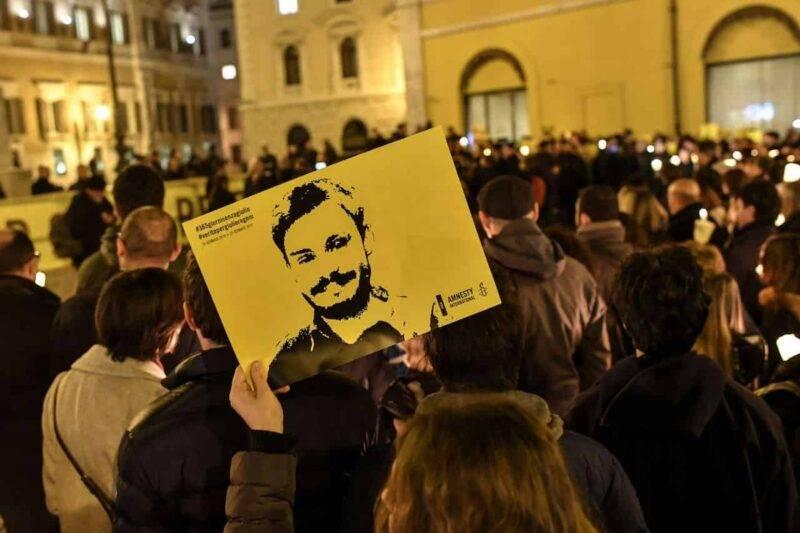Giulio Regeni, 5 anni fa l'omicidio (Getty Images)