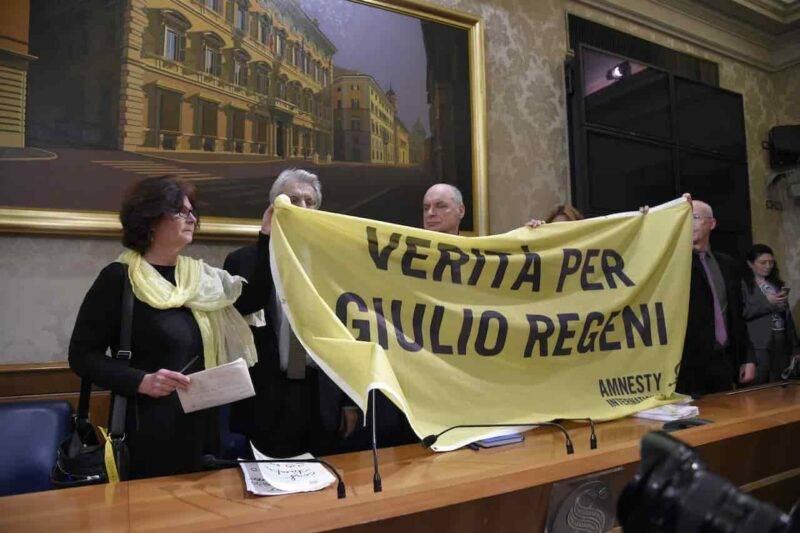 Giulio Regeni, a cinque anni dalla morte i genitori cercano ancora giustizia (Getty Images)