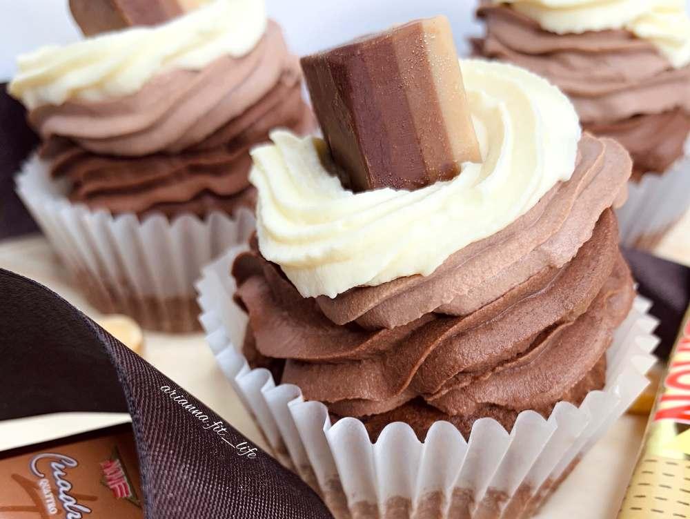 Cremino Cupcake senza zucchero