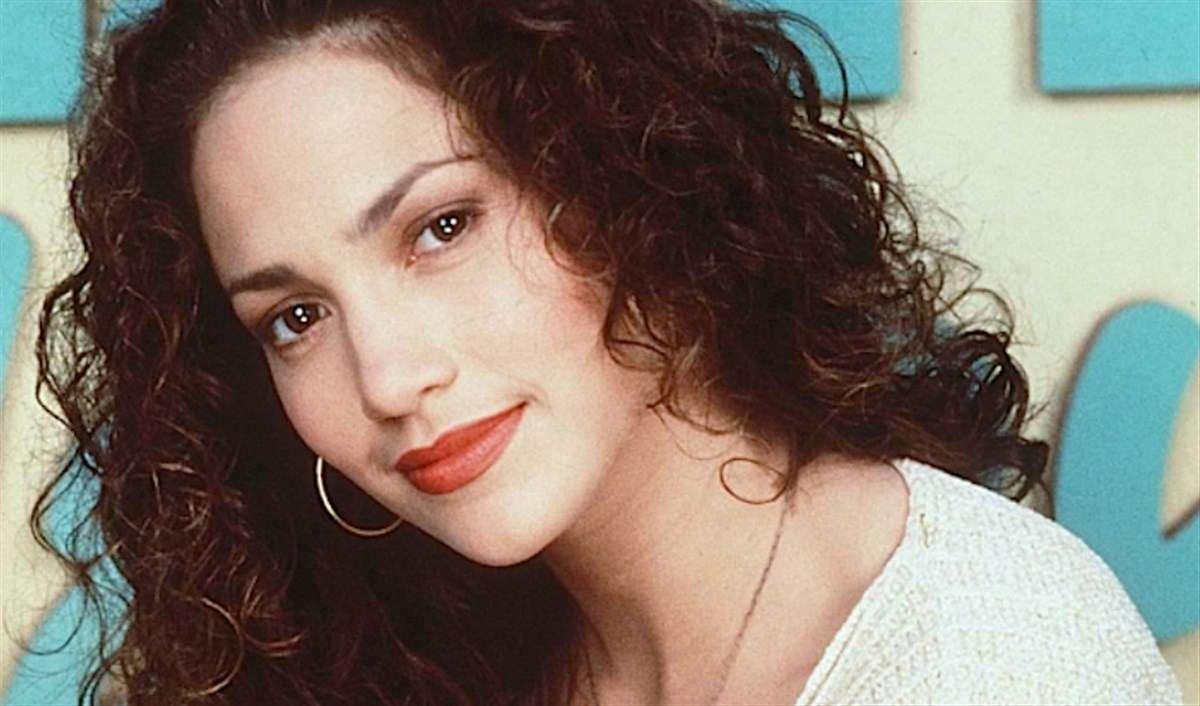 Jennifer Lopez da giovane