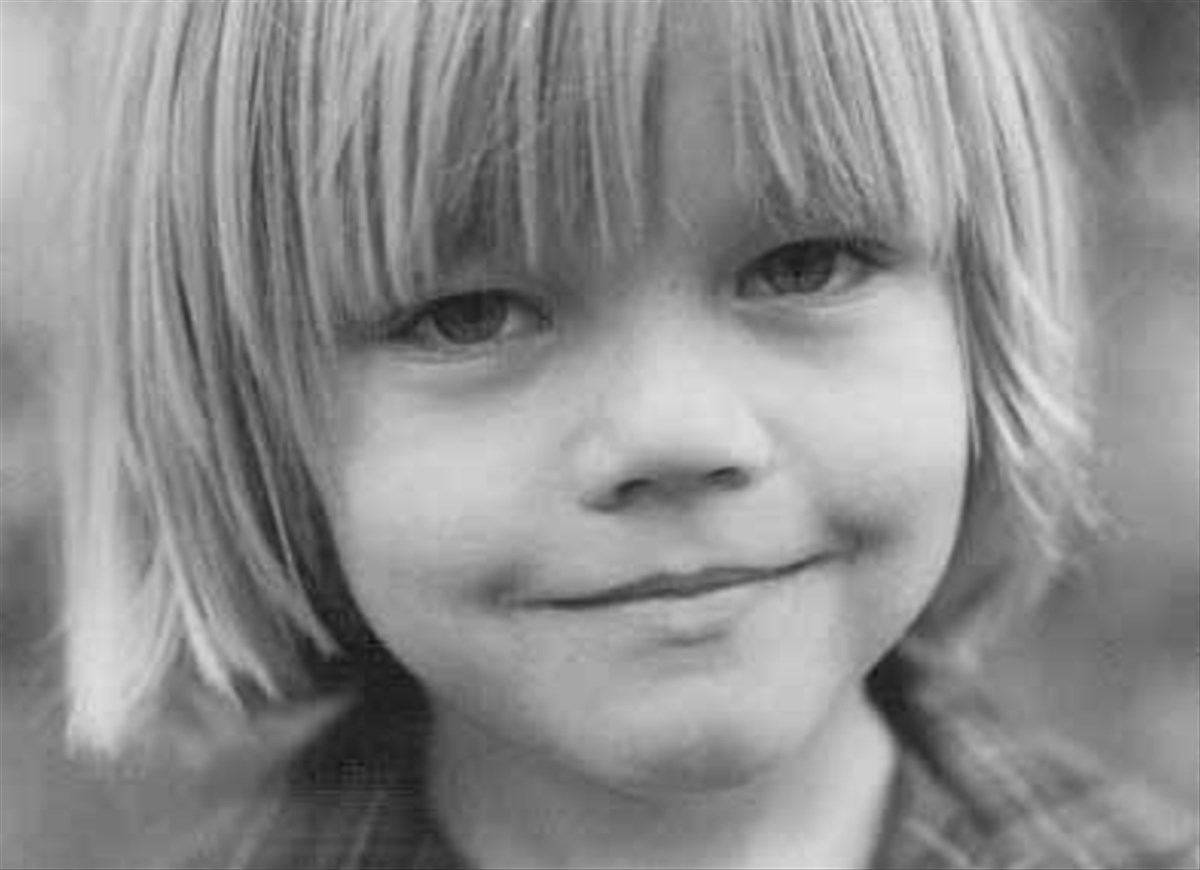 Leonardo di Caprio da piccolo