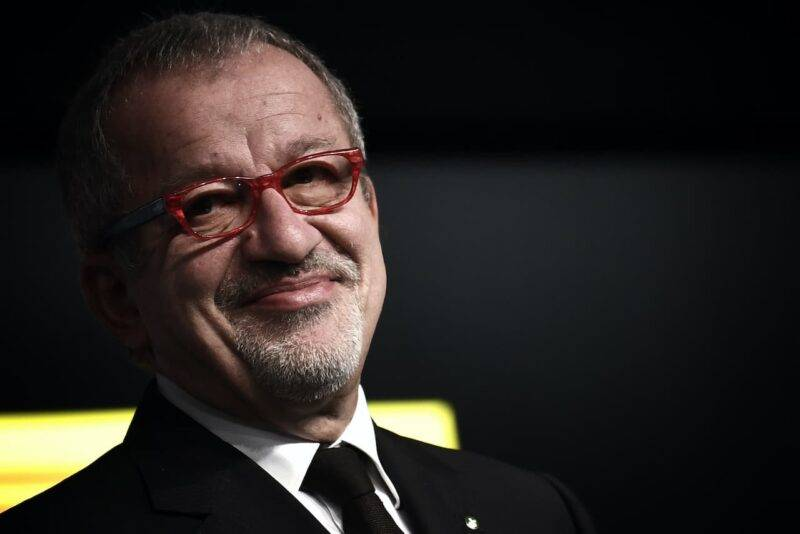 Malore per Roberto Maroni (Getty Images)
