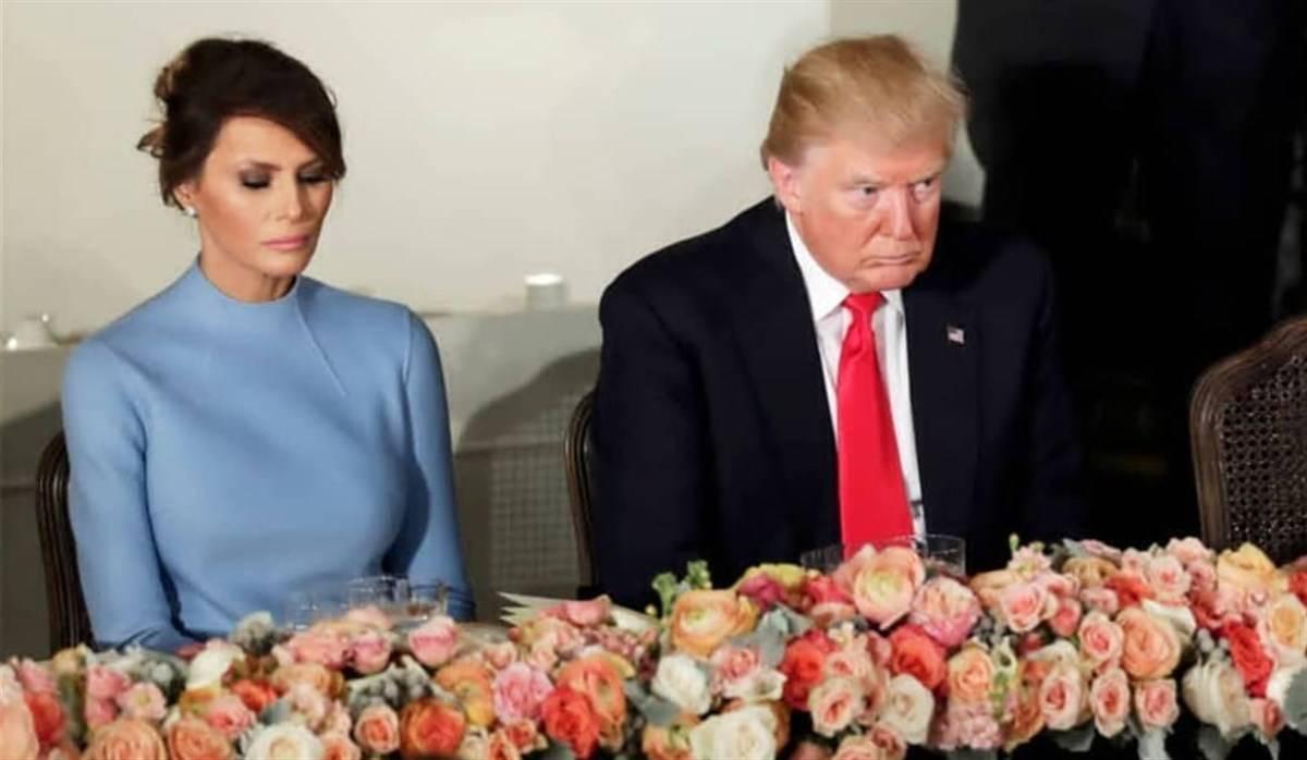 Melania Trump Casa Bianca