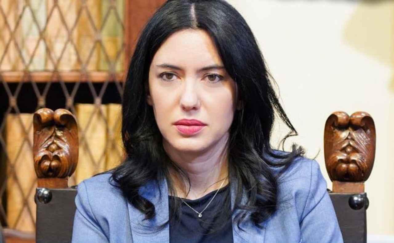 Ministra Azzolina