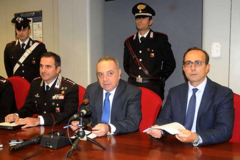Palermo, operazione antimafia (Getty Images)