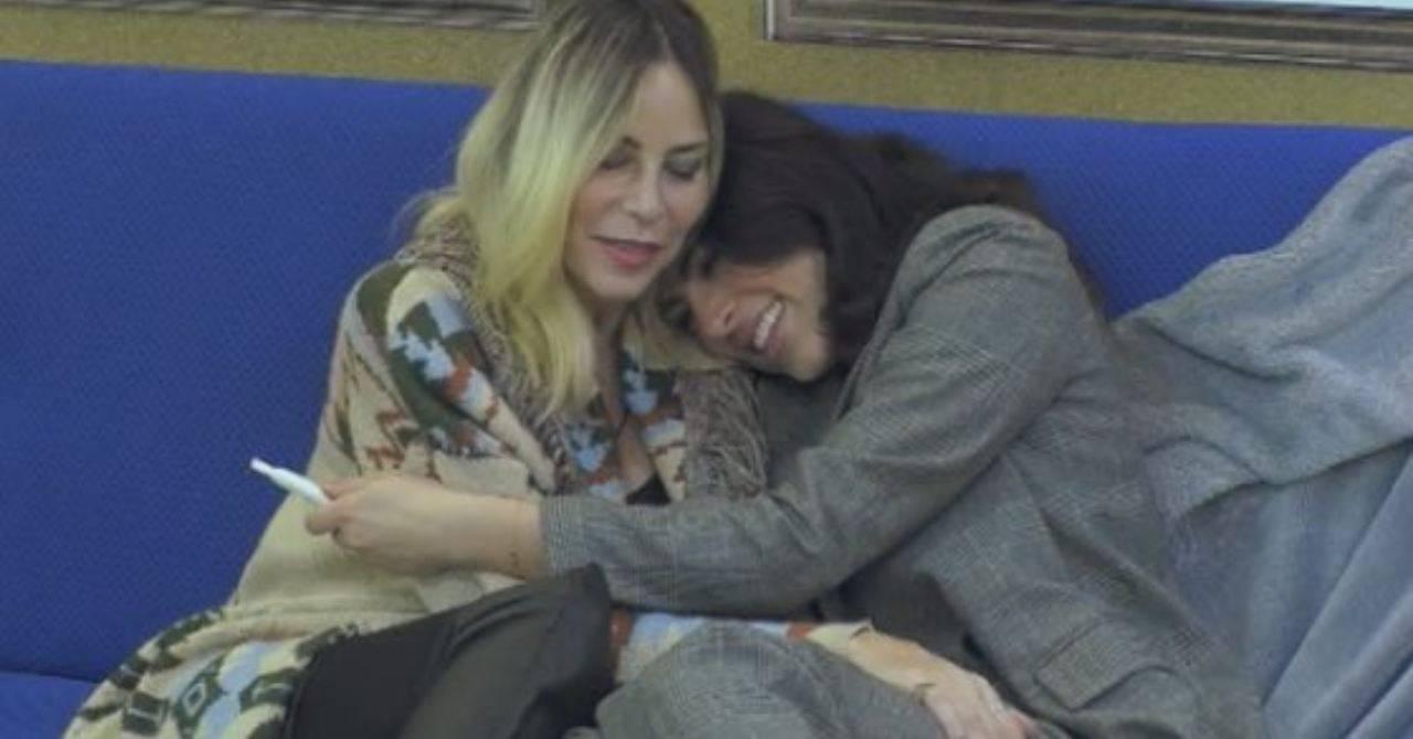 Stefania Orlando e Giulia Salemi