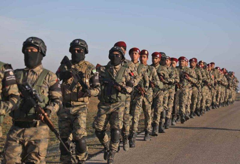 Turchia, arrestato Foreign Fighters italiano (Getty Images)